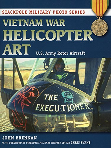 9780811710312: Vietnam War Helicopter Art: U.S. Army Rotor Aircraft (Stackpole Military Photo Series)