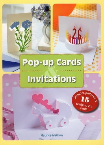 9780811710718: Pop-up Cards & Invitations
