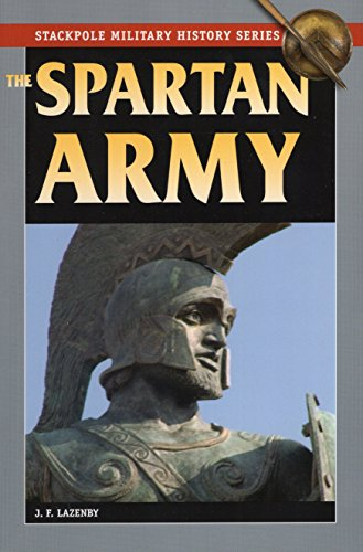 9780811710848: The Spartan Army (Stackpole Military History Series)