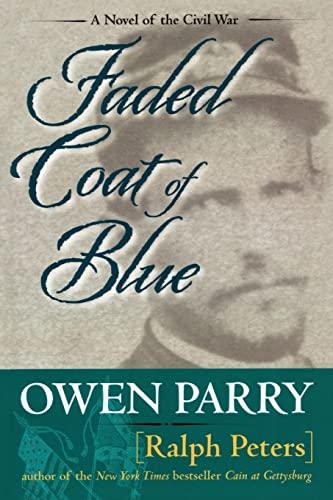 9780811711319: Faded Coat of Blue