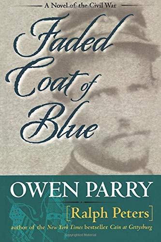 Faded Coat of Blue, First Edition Signed Book
