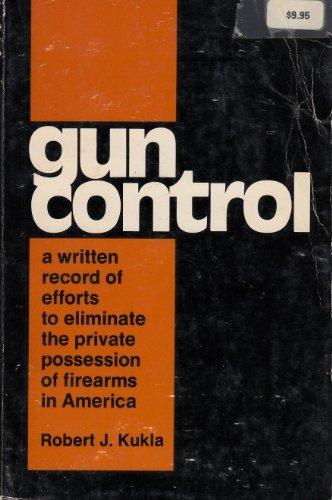 9780811711906: Gun control