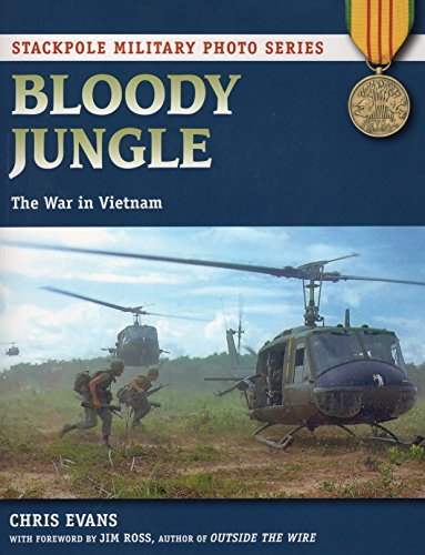 9780811712088: Bloody Jungle: The War in Vietnam (Stackpole Military Photo Series)