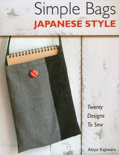 9780811712163: Simple Bags Japanese Style: Twenty Designs to Sew