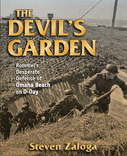 9780811712286: The Devil's Garden: Rommel's Desperate Defense of Omaha Beach on D-Day