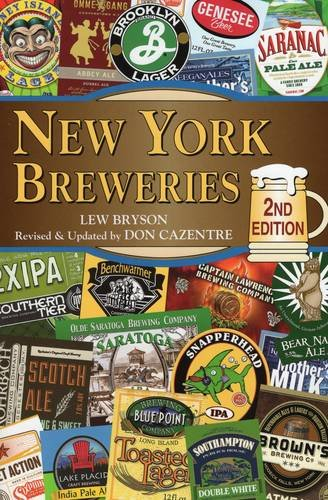 9780811712293: New York Breweries (Breweries Series)