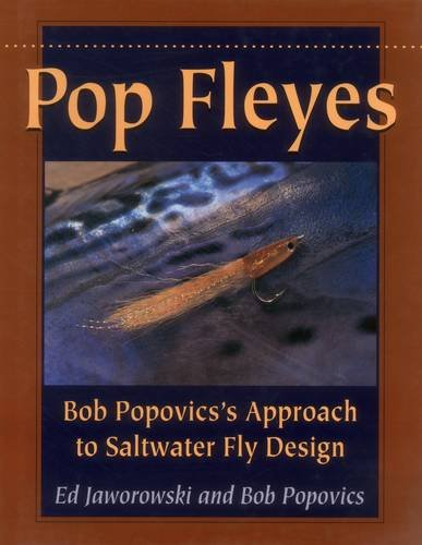 9780811712477: Pop Fleyes: Bob Popovics's Approach to Saltwater Fly Design