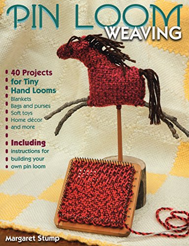 9780811712484: Pin Loom Weaving: 40 Projects for Tiny Hand Looms