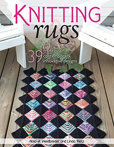 9780811712514: Knitting Rugs: 39 Traditional, Contemporary, Innovative Designs