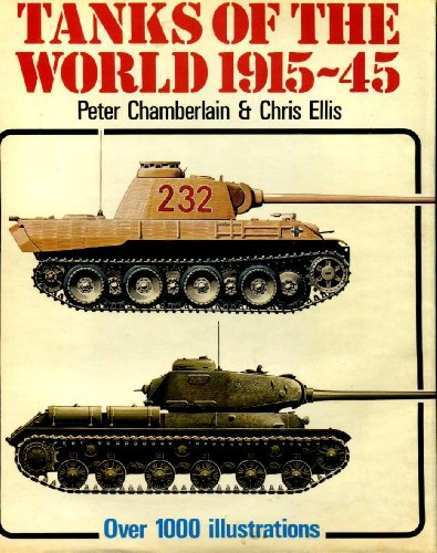 9780811712613: Pictorial history of tanks of the world, 1915-45