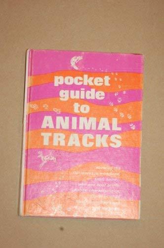 9780811712903: Pocket Guide to Animal Tracks.
