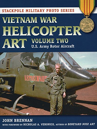 9780811713498: Vietnam War Helicopter Art: U.S. Army Rotor Aircraft