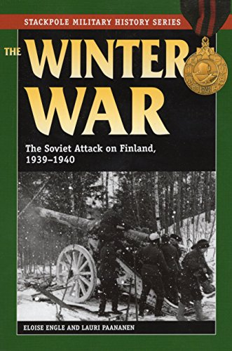 9780811714013: The Winter War: The Soviet Attack on Finland, 1939-1940 (Stackpole Military History Ser)