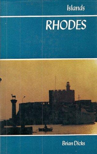 9780811714358: Rhodes (The Islands series)