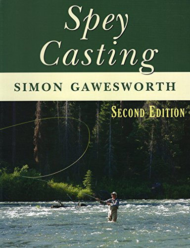 Spey Casting (Paperback): Simon Gawesworth