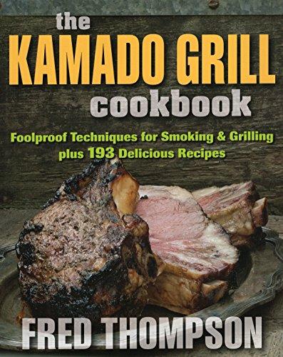 9780811714686: Kamado Grill Cookbook