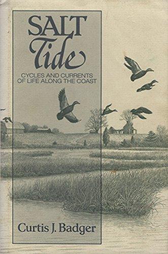 Salt Tide: Badger, Curtis J.