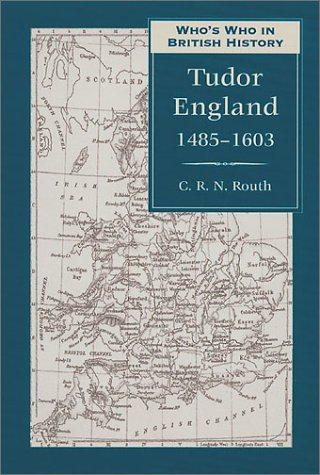 9780811716390: Who's Who in Tudor England (Who's Who in British History, 1)