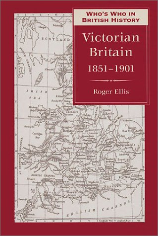 9780811716406: Who's Who in Victorian Britain (Who's Who in British History, 2)