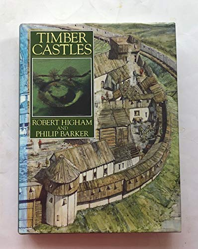 9780811717472: Timber Castles