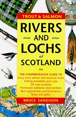 9780811717595: Trout & Salmon Rivers & Lochs of Scotland