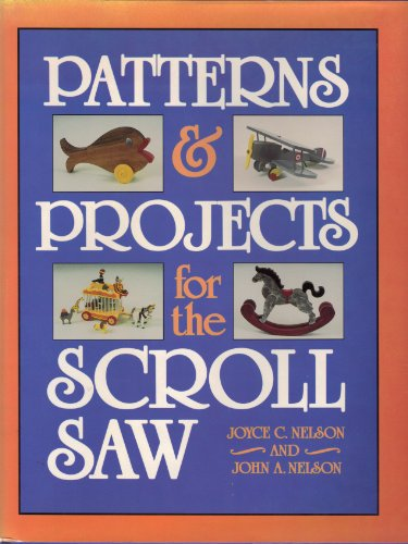 9780811717939: Patterns & Projects for the Scroll Saw