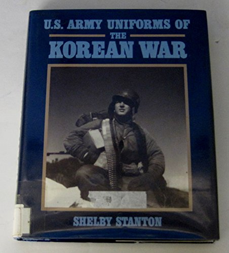9780811718196: U.S.Army Uniforms of the Korean War