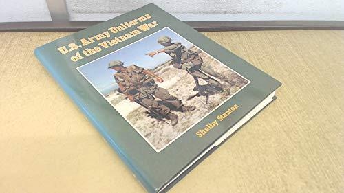 9780811718523: U.S. Army Uniforms of the Vietnam War