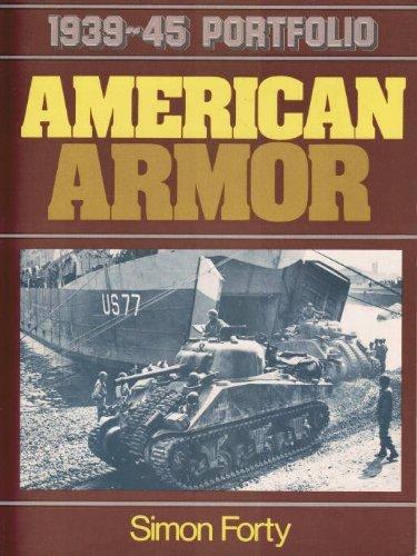 9780811720847: 1939-45 Portfolio American Armor