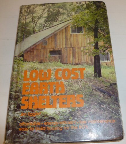 9780811721264: Low Cost Earth Shelters