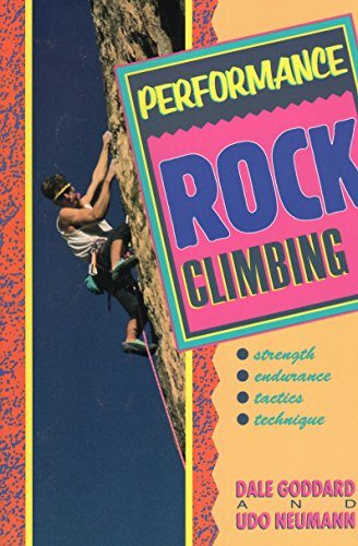 9780811722193: Performance Rock Climbing