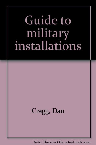 9780811722308: Guide to Military Installations: 2nd Edition