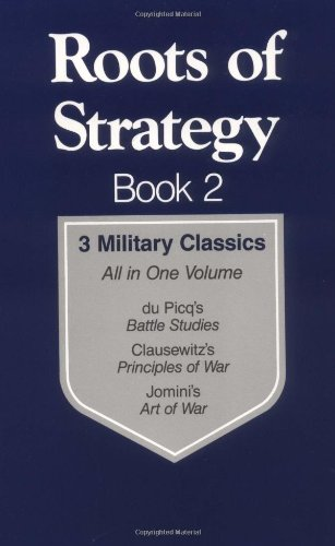 9780811722605: Roots of Strategy: 3 Military Classics: Bk. 2