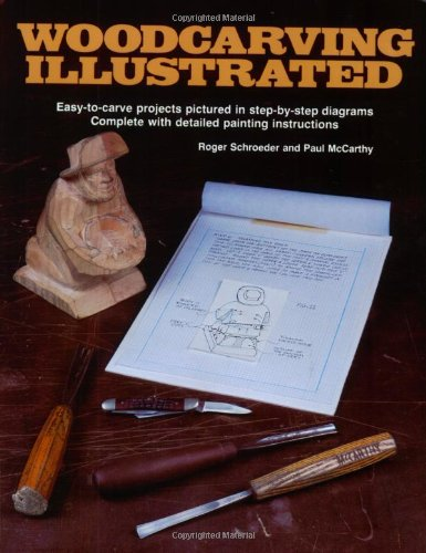 9780811722711: Woodcarving Illustrated: Bk. 1
