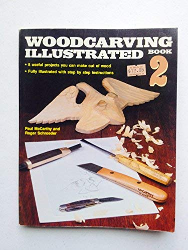 9780811722858: Woodcarving Illustrated: Book 2