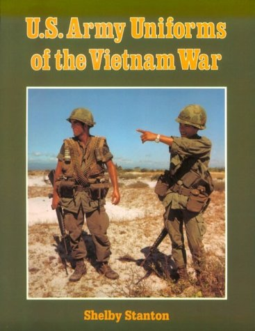9780811725842: US Army Uniforms of the Vietnam War