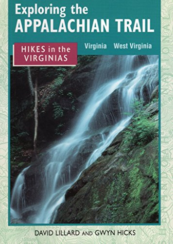 9780811726702: Hikes in the Virginias (Exploring the Appalachian Trail)