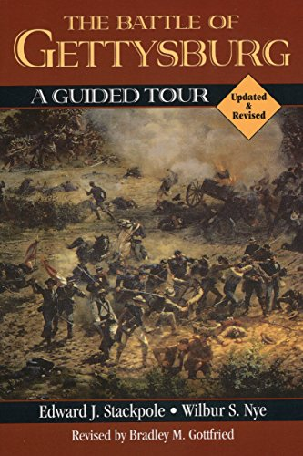 9780811726764: The Battle of Gettysburg: A Guided Tour