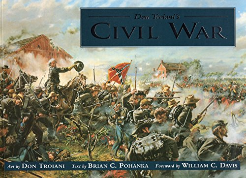 9780811727150: Don Troiani's Civil War