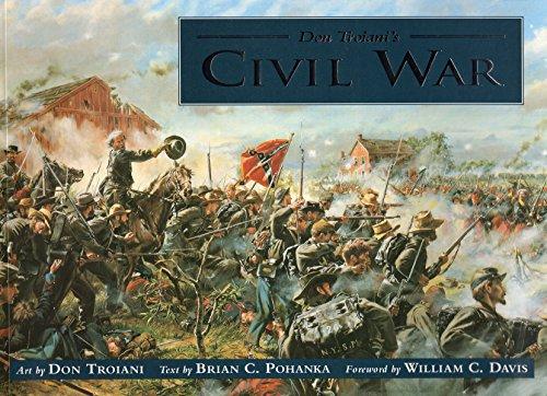 9780811727150: Don Troiani's Civil War