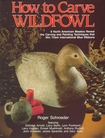 9780811728010: How to Carve Wildfowl: Book 1