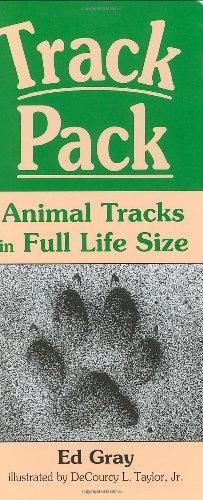 9780811728188: Track Pack: Animal Tracks in Full Life Size