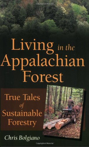 9780811728454: Living in the Appalachian Forest