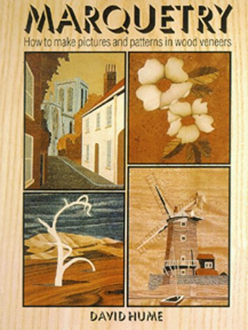 9780811728508: Marquetry: How to Make Pictures and Patterns in Wood Veneers