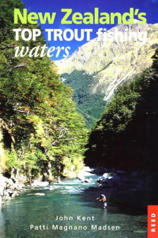 9780811728621: New Zealand's Top Trout Fishing Waters
