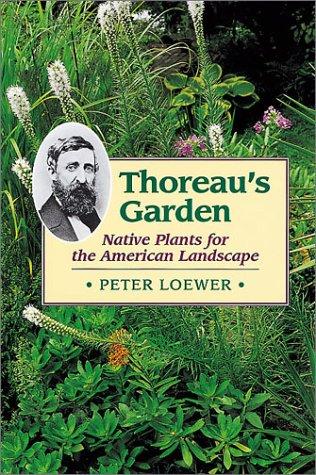 9780811729482: Thoreau's Garden