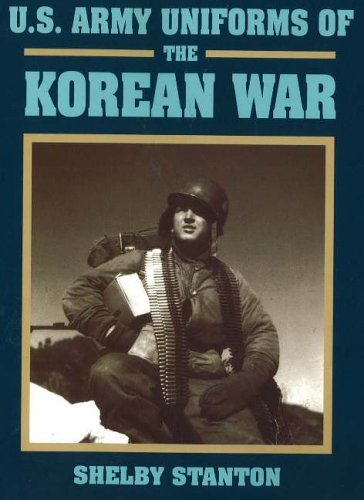 9780811729529: U.S.Army Uniforms of the Korean War