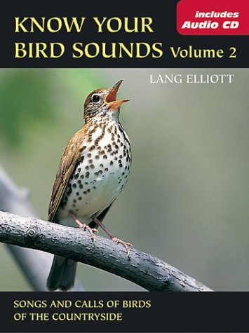 9780811729642: Know Your Bird Sounds, Volume 2: Birds of the Countryside