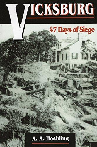 9780811729802: Vicksburg: 47 Days of Siege