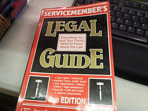 9780811730167: Servicemember's Legal Guide: 2nd Edition